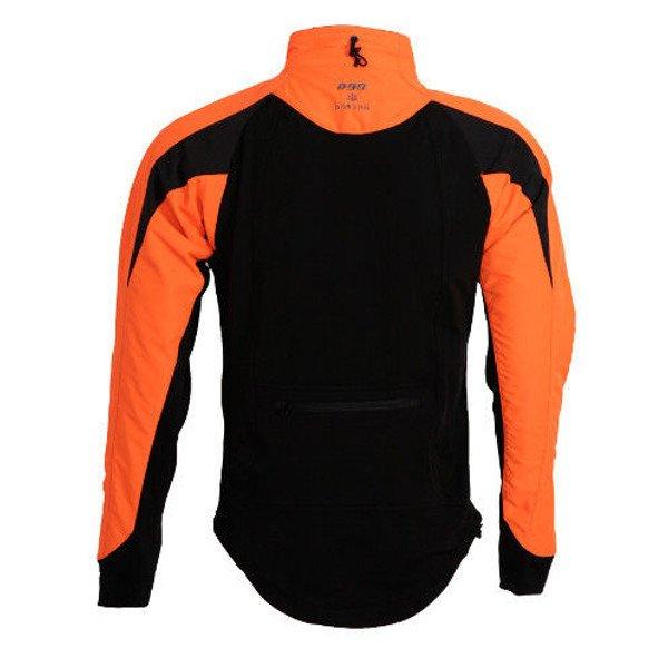 5ab7d5dd063e9 Kurtka Dobsom R-90 Winter II pomarańczowa - Sklep Natural Born Runners